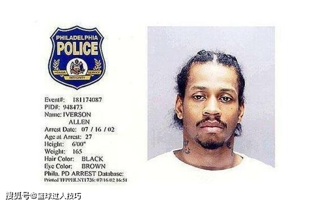 NBA球员入狱照:卡鲁索秃头没变化,安东尼一副大佬气质