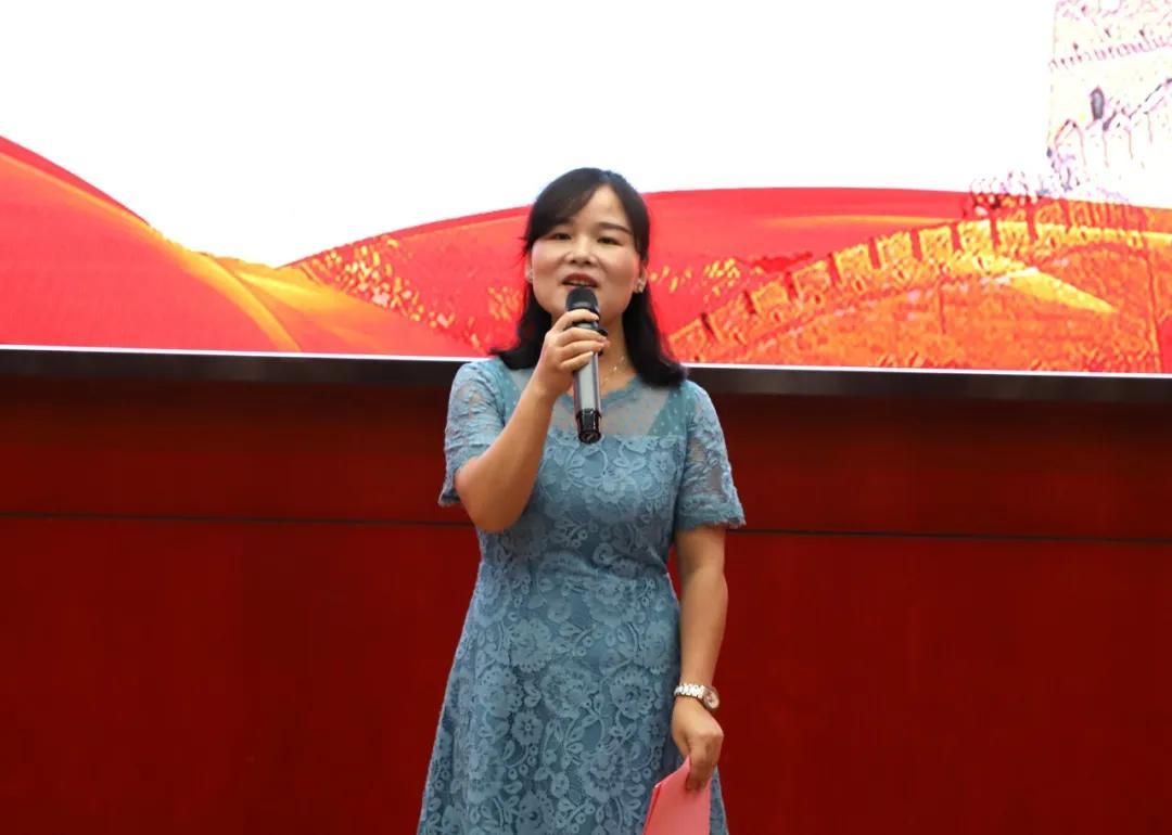 湖北黄梅县中小学爱国主义读书演讲比赛活动在黄梅五小成功举办