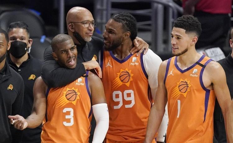 NBA总决赛G1,雄鹿vs太阳赛前预测分析